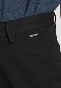HUGO - GLEN - Chino kalhoty - black - 5