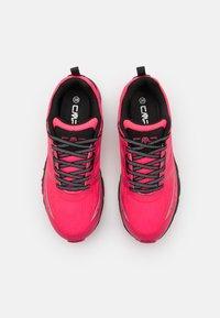 CMP - HAPSU NORDIC WALKING SHOE - Walking trainers - fragola gloss - 3