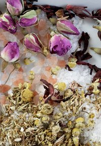 I WANT YOU NAKED - AROMA BATH - Bagnoschiuma - rose & hibiskus - 2