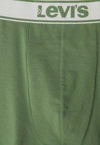 Levi's® - VINTAGE BOXER BRIEF 2 PACK - Boxerky - green - 4