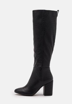 HESITATE - Boots - black