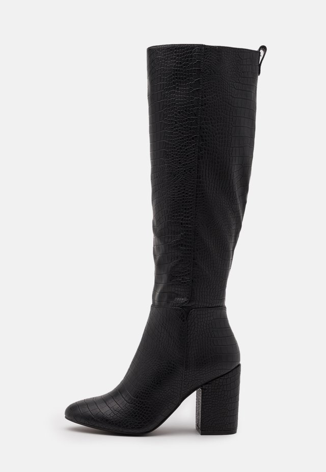 HESITATE - Bottes - black