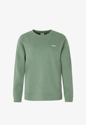 PRTMANSIRI - Sweatshirt - glass bottlegreen