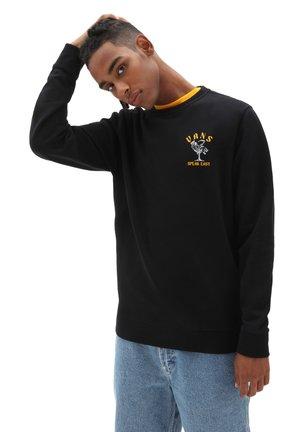 SPEAK EASY CREW - Sweater - black