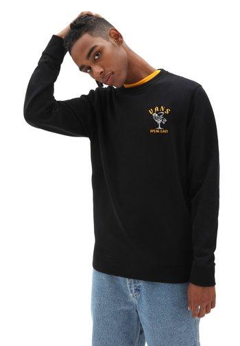 SPEAK EASY CREW - Sweatshirt - black