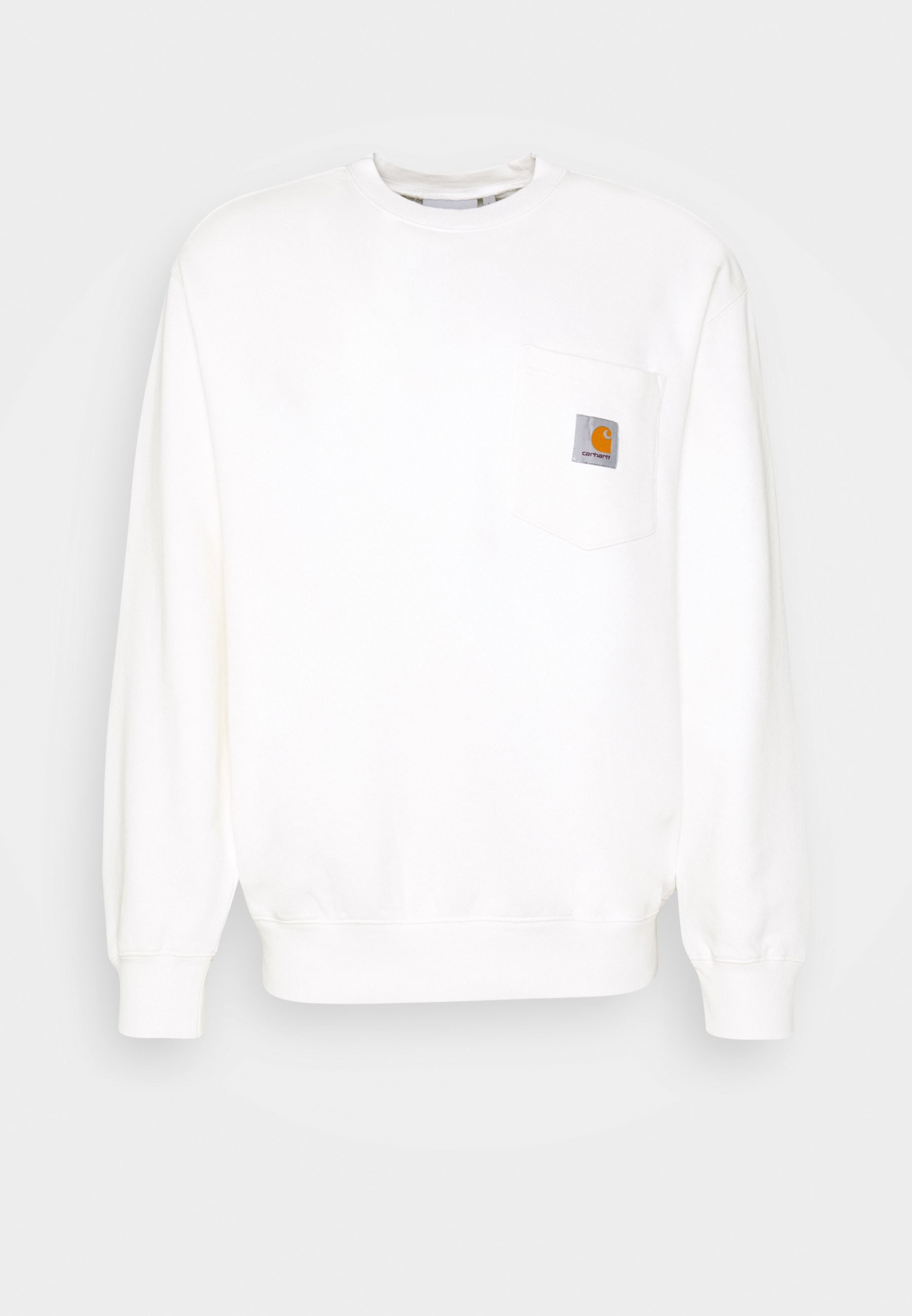 Carhartt Wip Pocket - Sweatshirt Wax/offwhite