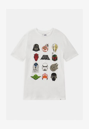 BOY  - Print T-shirt - new off white