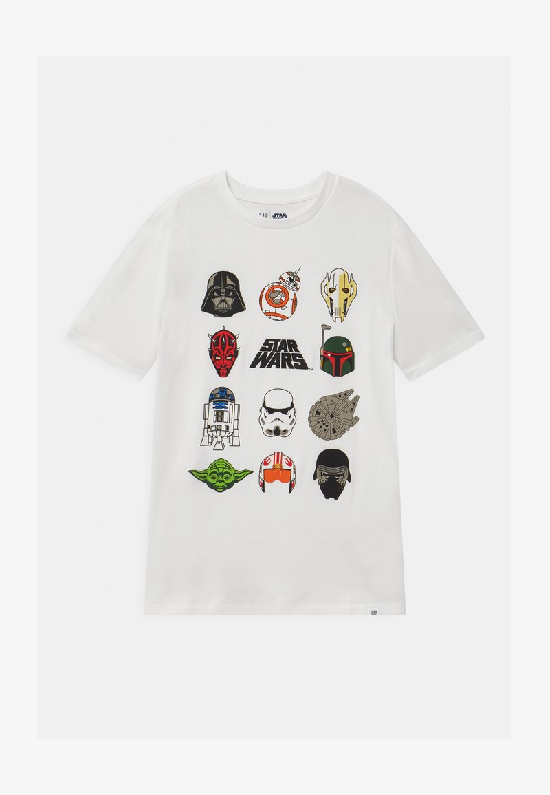 GAP - BOY  - T-shirt print - new off white