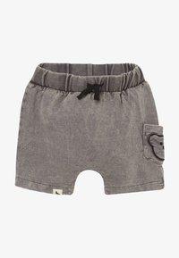 Turtledove - BEAR POCKET HAREM BABY  - Szorty - dark grey - 3