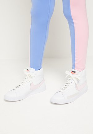 BLAZER MID - High-top trainers - white/pink foam