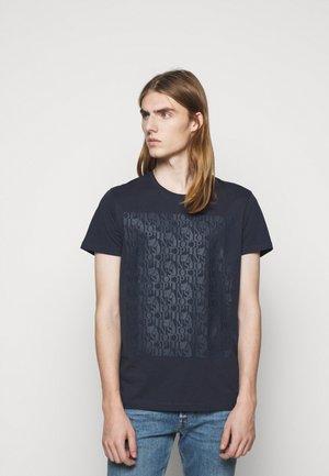SISTO  - Print T-shirt - black