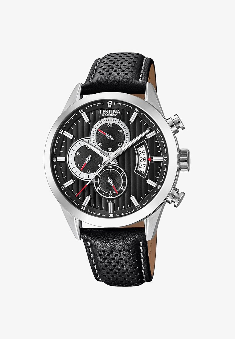 Festina - Chronograph watch - black