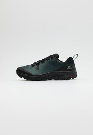 VAYA GTX - Hiking shoes - black/balsam green