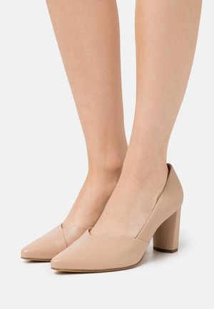 BUSINESS - Classic heels - nude
