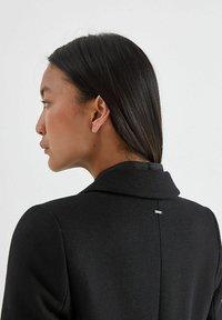 IKKS - CHEVRON WOOL RICH CITY - Short coat - noir - 2