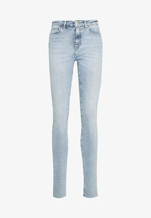 COMO HOLLY - Jeans Skinny Fit - light blue denim