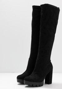 Bullboxer - High heeled boots - black - 4