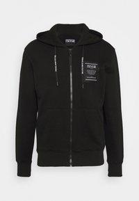 Versace Jeans Couture - FELPA - Zip-up sweatshirt - nero - 5