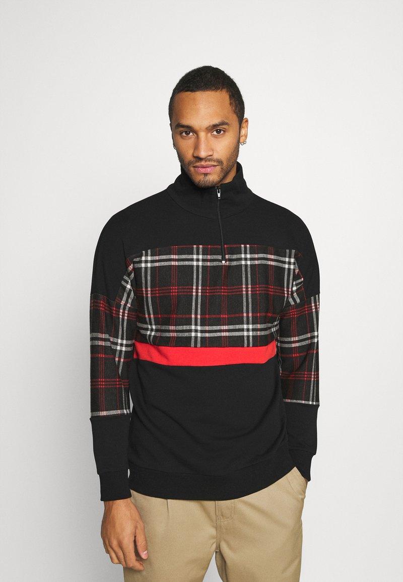 Redefined Rebel - MASON  - Sweatshirt - black