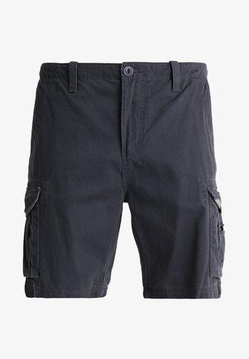 CRUCIALBATTLESH - Shorts - blue nights