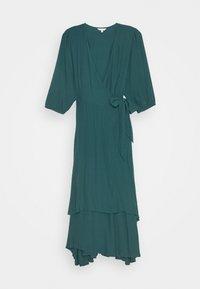 BIBBI - Maxi dress - mallard green