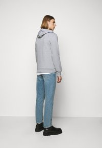 PS Paul Smith - ZEBRA SOPO HOODIE - Hoodie - grey - 2