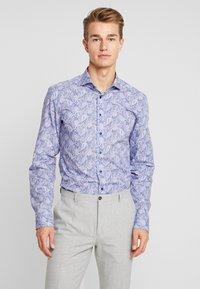 Eterna - SLIM FIT SEAS - Formal shirt - blue - 0