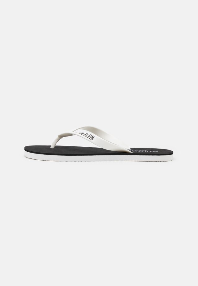 INTENSE POWER - Pool shoes - classic white