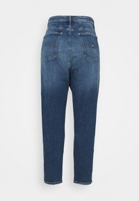 Tommy Jeans Curve - MOM - Relaxed fit jeans - blue denim - 1