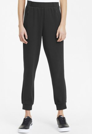 PUMA SCUDERIA FERRARI WOMEN'S SWEATPANTS FEMALE - Trainingsbroek - puma black