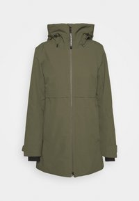 Didriksons - HELLE - Parka - fog green - 5