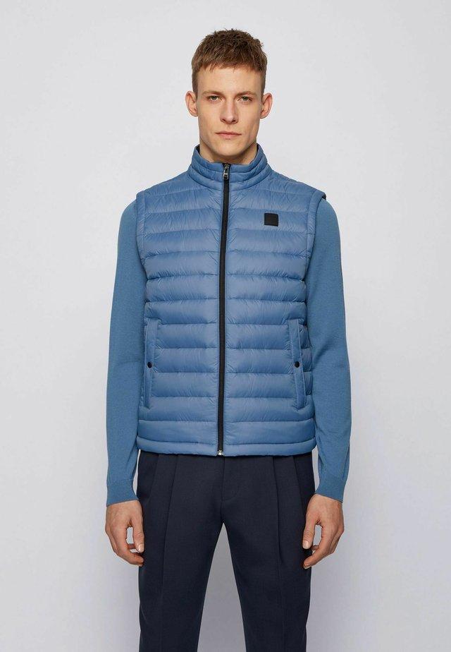 CHROMA - Waistcoat - blue