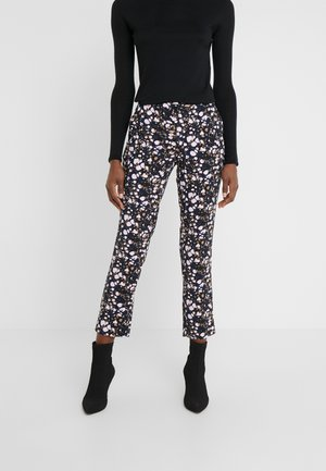 CAROL LOVELY PANTS - Trousers - black