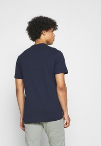 G-Star - CONTRAST MERCERIZED PKT R T S\S - T-shirt basic - sartho blue - 2