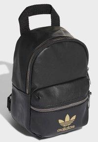 adidas Originals - MINI BACKPACK - Tagesrucksack - black - 2