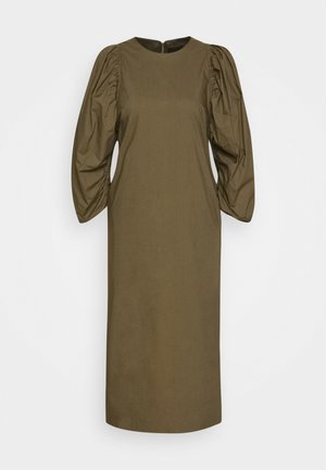 KEEN DRESS - Korte jurk - army