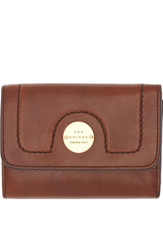 RFID - Wallet - marrone