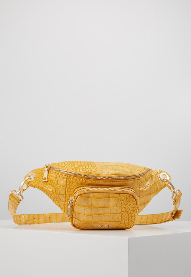 Sac banane - yellow