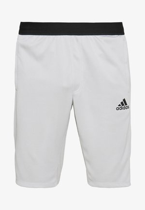 CITY LONG SHORT - Sports shorts - grey