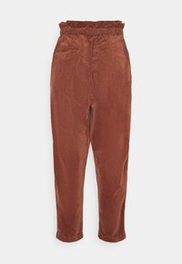Free People - MARGATE TROUSER - Broek - gingerbread tea - 1
