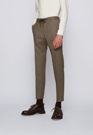 BARDON - Trousers - khaki