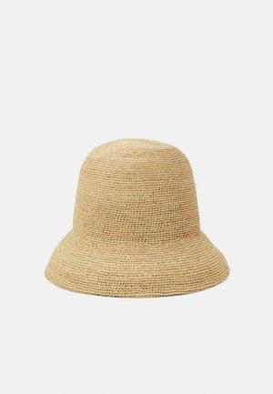 HAT - Chapeau - beige dusty light
