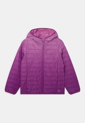 GIRL PUFFER - Winter jacket - purple ombre