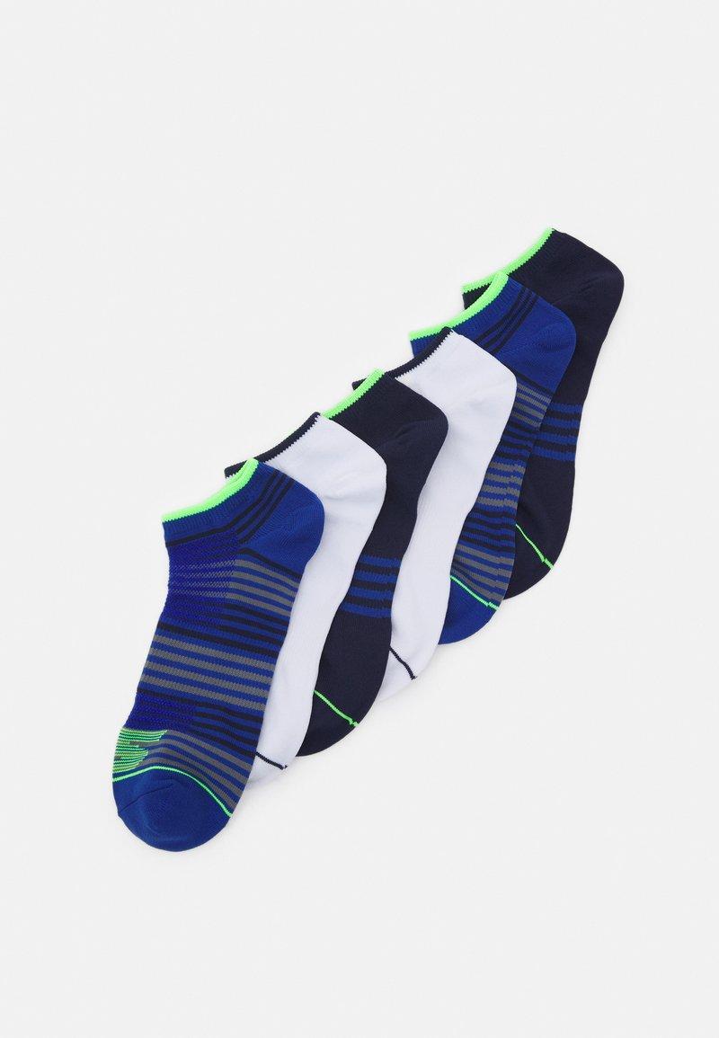 Skechers Performance - MENS PERFORMANCE SNEAKER 6 PACK - Sports socks - classic blue mix