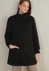 Falconeri - Classic coat - nero - 0