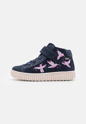 YENNA TEX - Sneakersy wysokie - navy