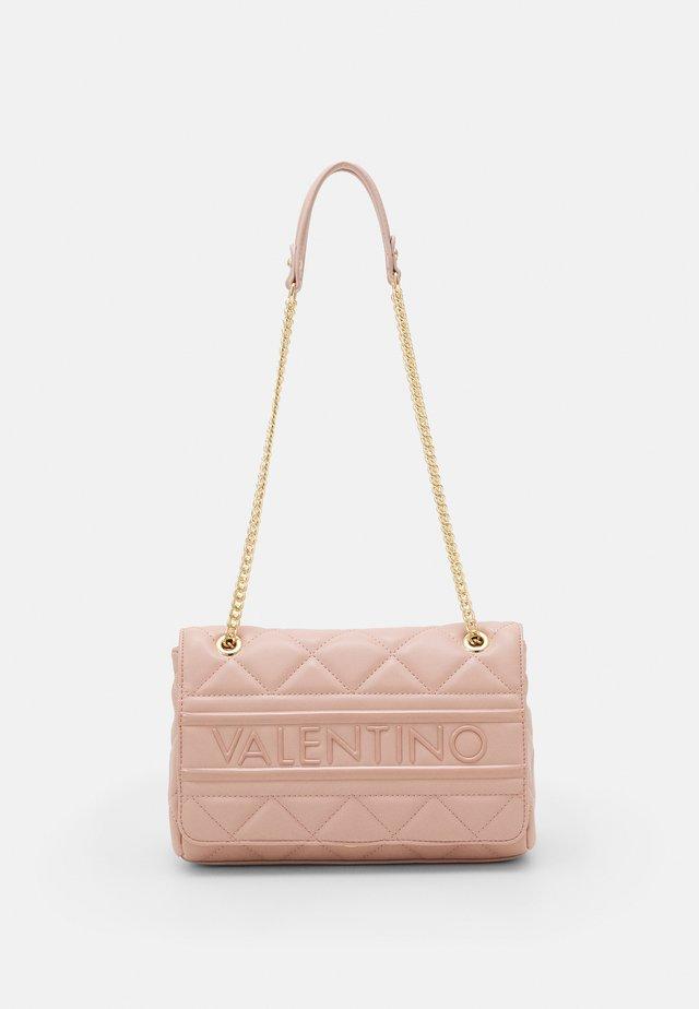 ADA - Handbag - cipria