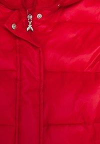 Patrizia Pepe - PIUMINO LOGO - Winter jacket - red - 2