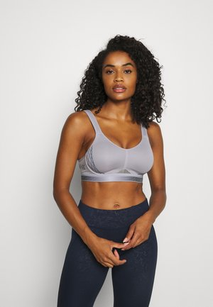 CARDIO CLOUD - High support sports bra - platinum