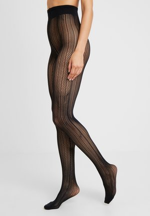 ASTRID TIGHTS - Collant - black